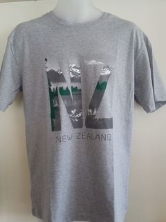 NZ Letters Top Adult Size