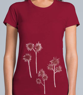 Womens Cabbage Tree Top