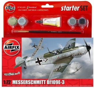 Airfix Starter Model Set Messerschmitt