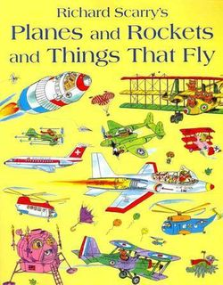 Planes Rockets & Things That Fly