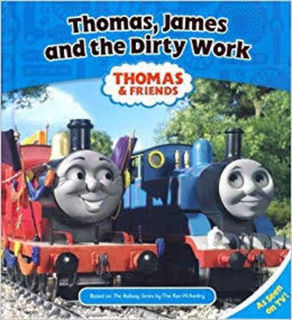 Thomas & Friends James and the Dirty Work