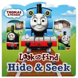 Thomas & Friends Look & Find Hide & Seek