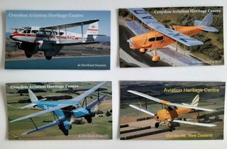 Aircraft Magnets pack of 4