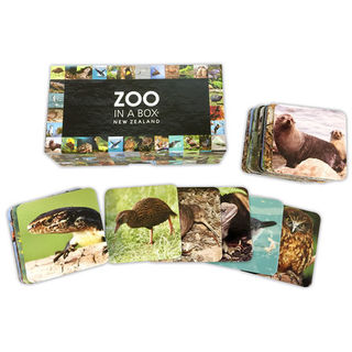 Zoo in a Box Memory Game
