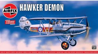 Hawker Demon Scale 1:72
