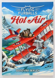 Flying Furballs Book 2 Hot Air by Donovan Bixley