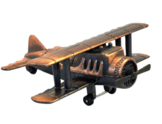 Bi Plane Pencil Sharpener