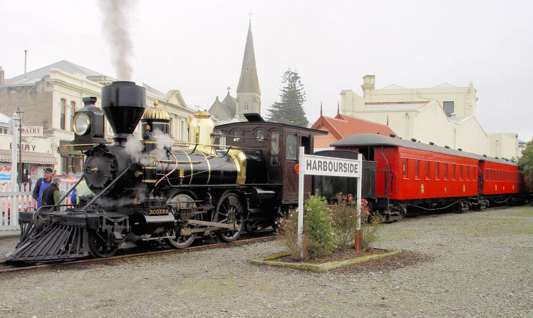 K92 while at Oamaru in 2004