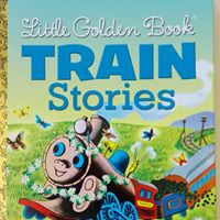 Little Golden Book Train Stories