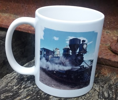 Railway Coffee Cup