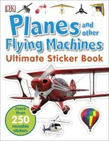 Planes Sticker Book