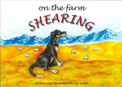 On the farm - Shearing