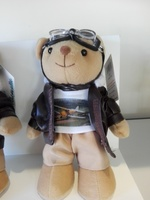 Aviation Teddy Bear