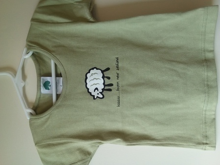 Childs Sheep T Shirt
