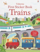 Usborne First Sticker Book
