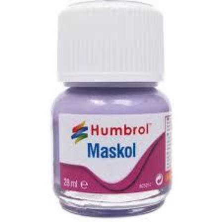 Humbrol Maskol Mask Fluid 12ml