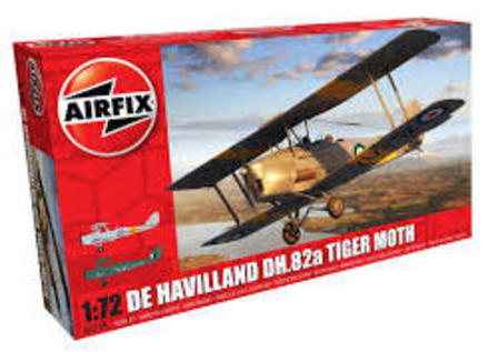 Airfix de Havilland Tiger Moth DH82A