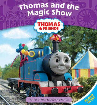 Thomas & Friends The Magic Show