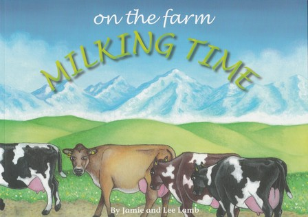 On The Farm - Milking Time