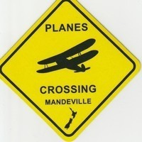Planes Crossing Magnet