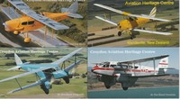 de Havilland Aircraft Magnet