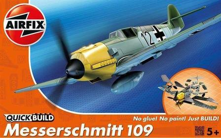 Airfix Quickbuild Messerschmitt